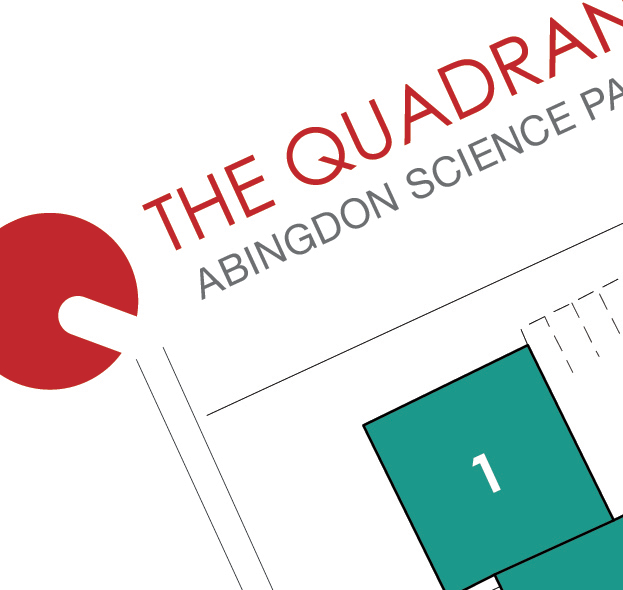 The Quadrant Science Park<p>Site marketing and signage